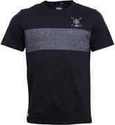 Henleys Mens District T-Shirt Black