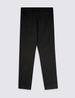 Marks and Spencer Senior Girls' Skinny Leg Plus Fit Trousers