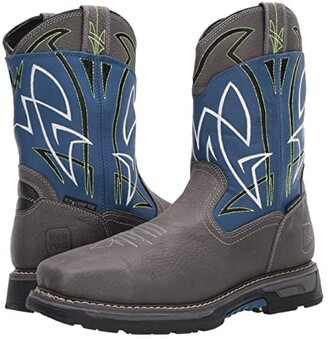 Dan Post Storm Surge WP Composite Toe (Blue) Men's Boots