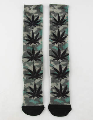 HUF Digital Camo Plantlife Mens Socks