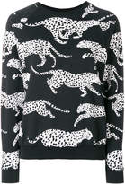 Zoe Karssen Leopards All Over sweatshirt