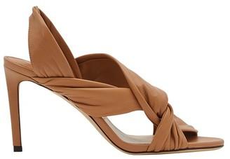 Jimmy Choo Lalia 85 sandals