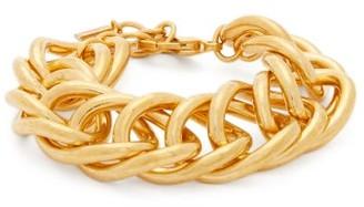 Saint Laurent Chain-link Bracelet - Gold