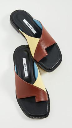 YUUL YIE Origami Sandals