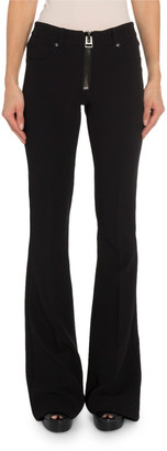 Tom Ford Zip-Front Flare Pants