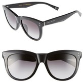 Marc Jacobs Women's 54Mm Sunglasses - Black