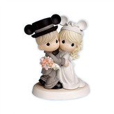 Precious Moments Walt Disney 'Magically Ever After' Wedding Figurine