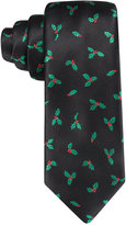 Club Room Men's Holly Woven Tie, Only at Macy's