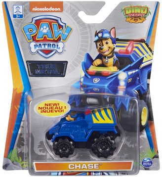 Paw Patrol PAW Patrol, True Metal Collectible Die-Cast Vehicle, 1:55 Scale (Styles May Vary)