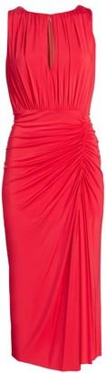 Jason Wu Collection Gathered Jersey Day Dress