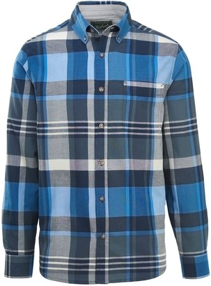 Woolrich Men's Timberline Long Sleeve Shirt Modern Fit