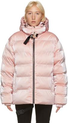 Alyx Pink Nightrider Puffer Jacket