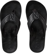 Old Navy Men's Faux-Leather Flip-Flops