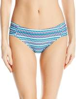 Panache Women's Nina Gather Bikini Bottom