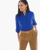 Chico's Silky Soft Classic Shirt