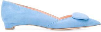 Rupert Sanderson Aga pointed shoes