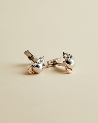 Ted Baker Mouse Cufflinks