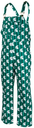 Tellum and Chop Green Michigan State Spartans Team Overalls