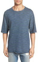 Current/Elliott Men's Classic Fit Breton Stripe T-Shirt