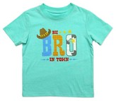Toy Story Toddler Boys' Big Bro Tee - Blue