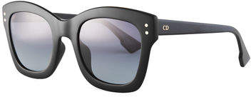 Christian Dior Izon2 Square Transparent Sunglasses