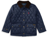 Ralph Lauren Childrenswear Quilted Barn Jacket