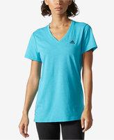 adidas ClimaLite V-Neck T-Shirt