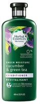 Herbal Essences Bio:Renew Sheer Moisture Cucumber & Green Tea Conditioner - 13.5oz