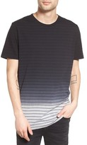 Globe Men's 'Moonshine' Stripe Jersey T-Shirt