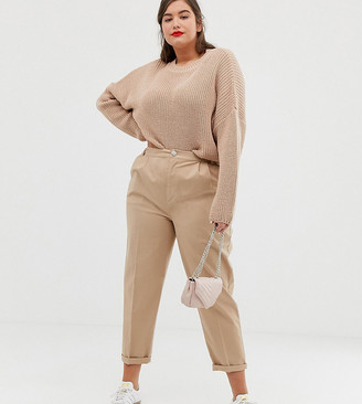 Asos DESIGN Curve chino pants