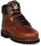 "Georgia Boot Men's G63 6"" Safety Toe Metatarsal Comfort Core Welt"