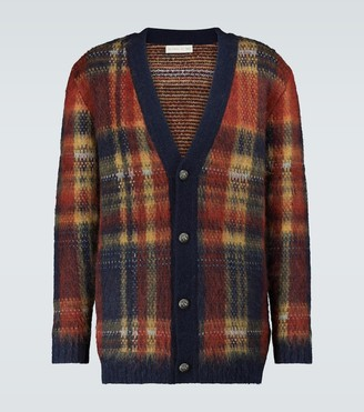 Etro Wool and mohair-blend cardigan