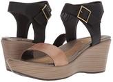 Naot Footwear Caprice (Arizona Tan Leather/Oily Coal Nubuck) Women's Shoes
