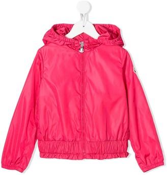 Moncler Enfant Hooded Rain Jacket