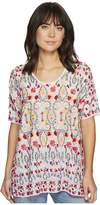 Johnny Was Sibyll Blouse Women's Blouse