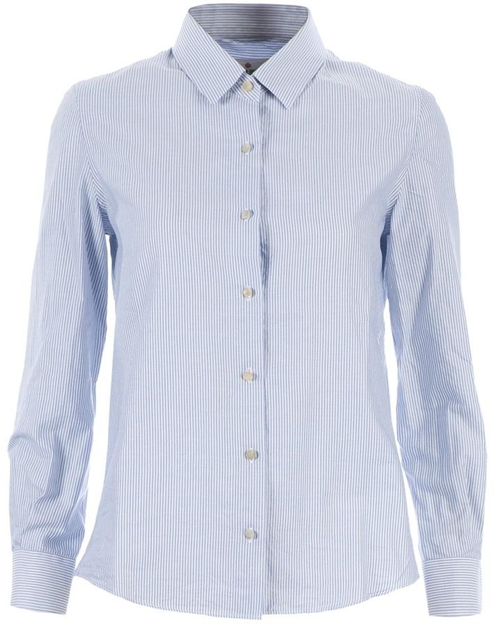 Golden Goose Deluxe Brand Fine striped shirt