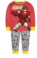 Mothercare Marvel Iron Man Pyjamas,(Manufacturer Size:116)