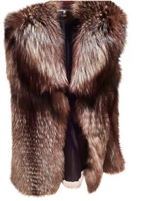 Ventcouvert Multicolour Fox Coats