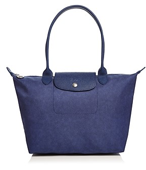 Longchamp Le Pliage Jeans Small Shoulder Tote