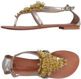 Xc-Xacaret Thong sandals