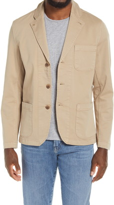 1901 Men's Casual Twill Jacket