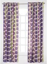 Crayola Be Jeweled Curtain Panel