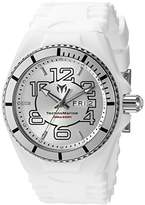 Technomarine Men's 'Cruise JellyFish' Swiss Quartz Stainless Steel Casual Watch (Model: TM-115139) by