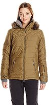 Roxy SNOW Junior's Quinn Ulquilted Tailored Fit Jacket