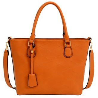 Mellow World Quilted Tonya Tote