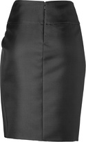 Giambattista Valli Silk Blend Draped Skirt