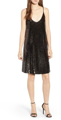 Bishop + Young After Hour Sequin Minidress