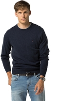 Tommy Hilfiger Lambswool Crewneck Sweater