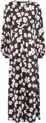 Sachin + Babi Floral-print Stretch-crepe Maxi Dress