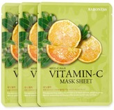 Forever 21 Vitamin C Mask Sheet - 5 pack